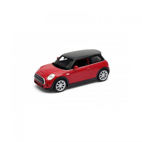 MINI Hatch NEW - Red 1:38 WELLY WEL 43696R