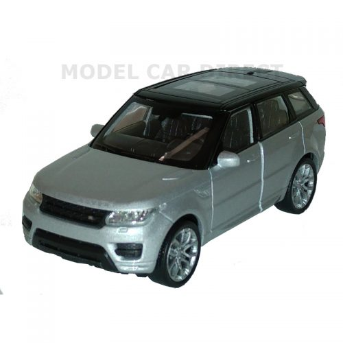 Land Rover Range Rover Sports - Silver 1:34-1:39 WELLY WEL 43698S